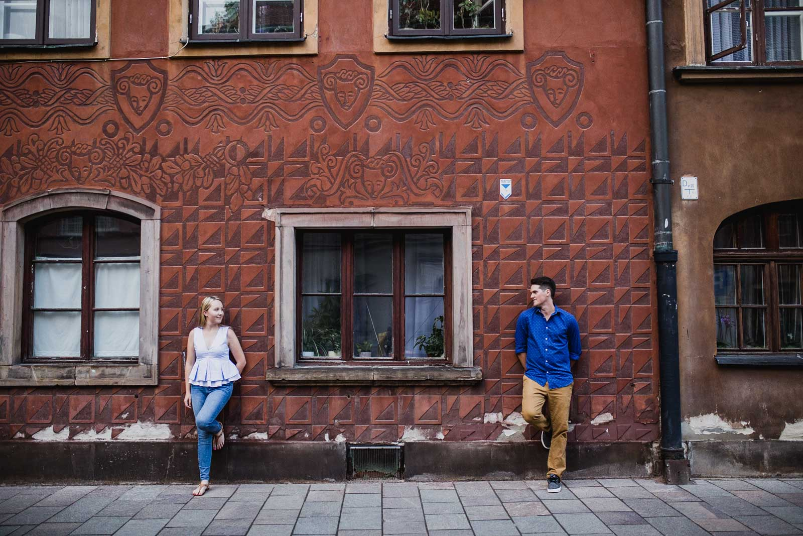 fun and spontaneous couple photography warsaw 15