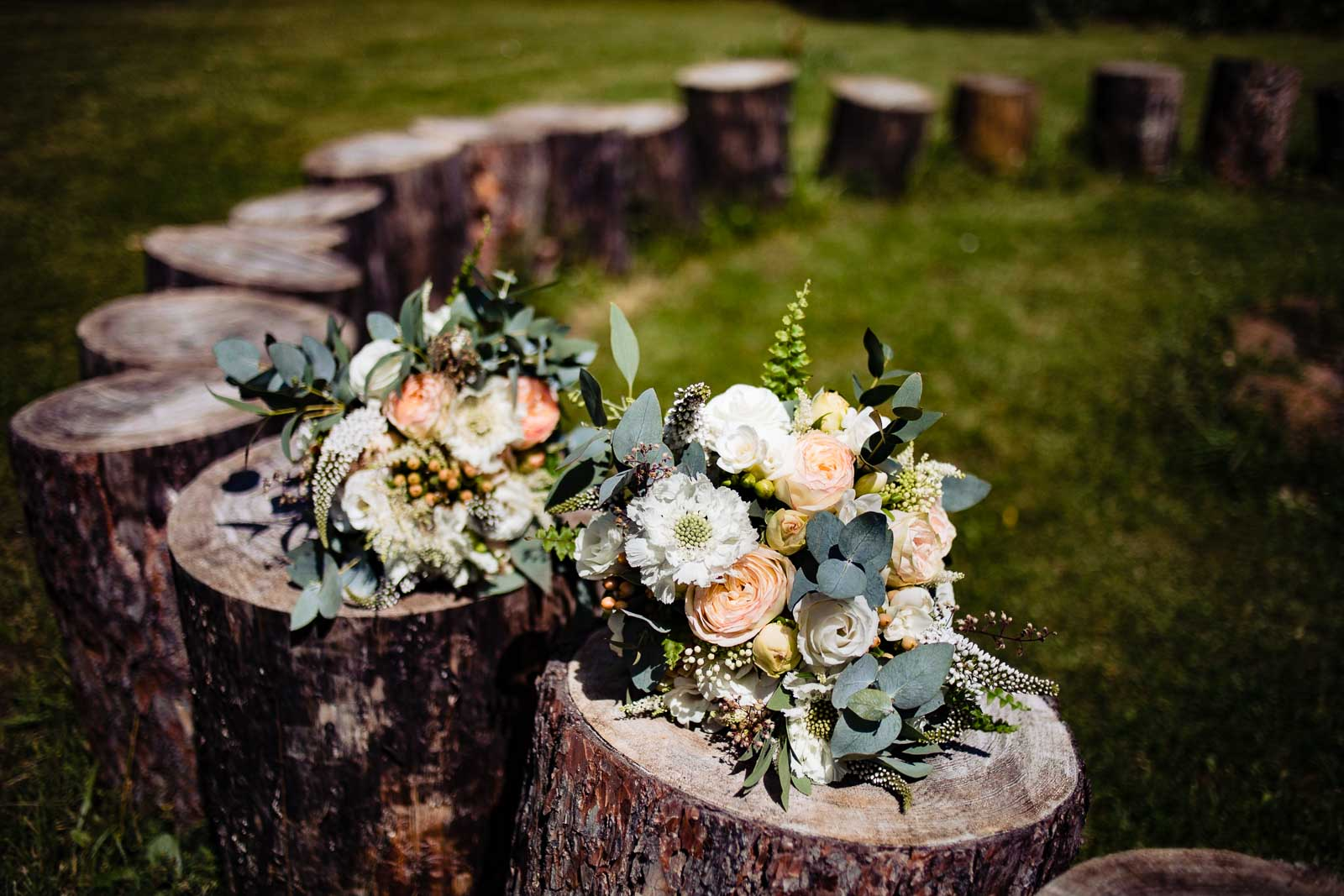 rustic vintage wedding 3