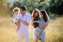 moko photography family session in tuscany