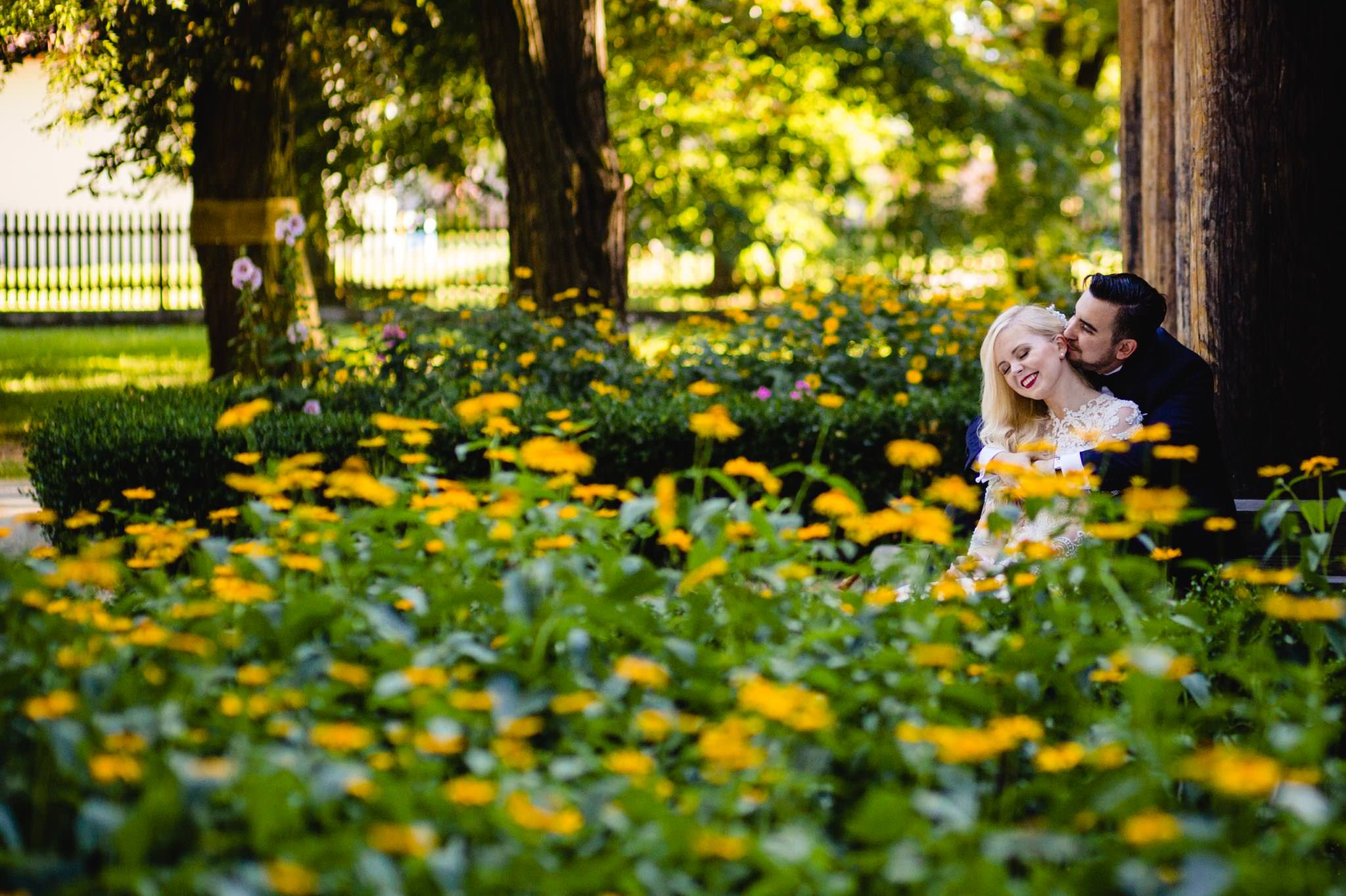 romantic wedding photo session 13