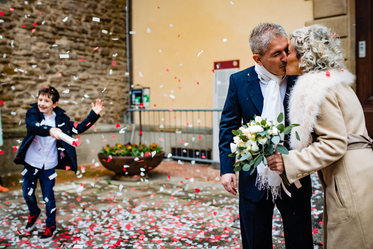 intimate winter wedding arezzo 19 1