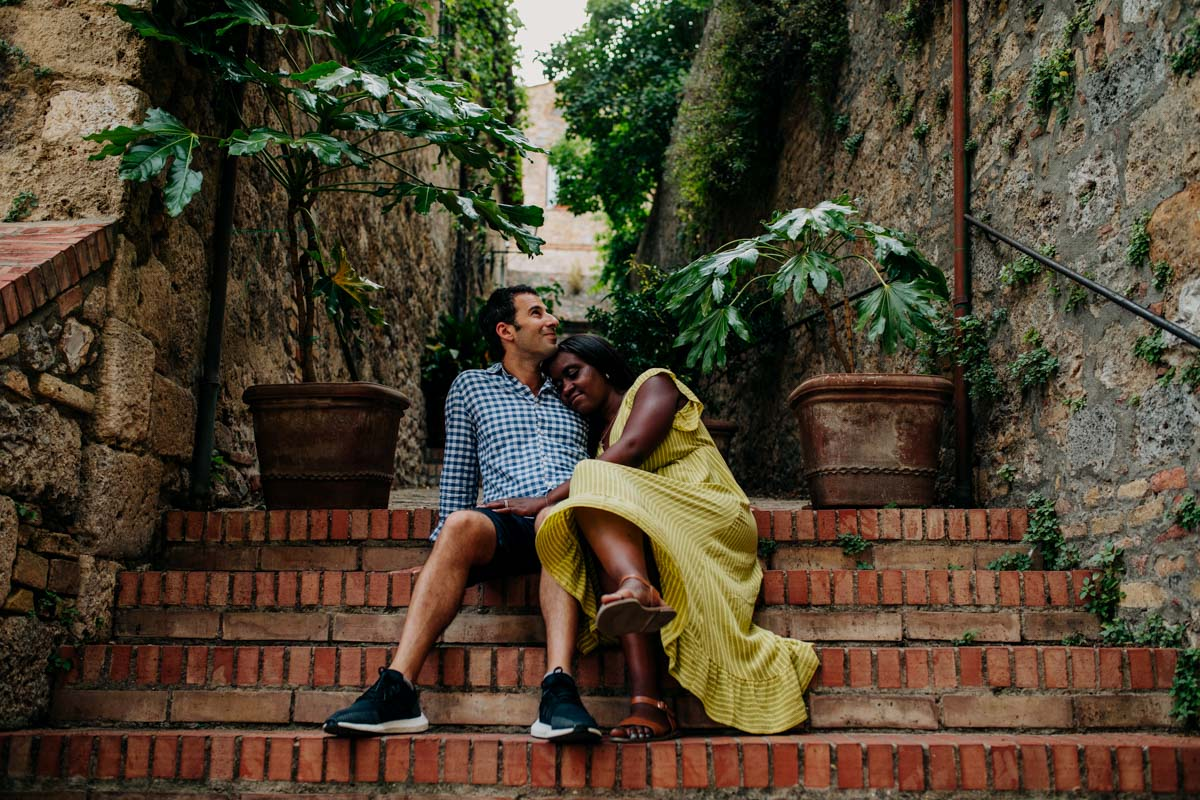engagement photography san gimignano 10