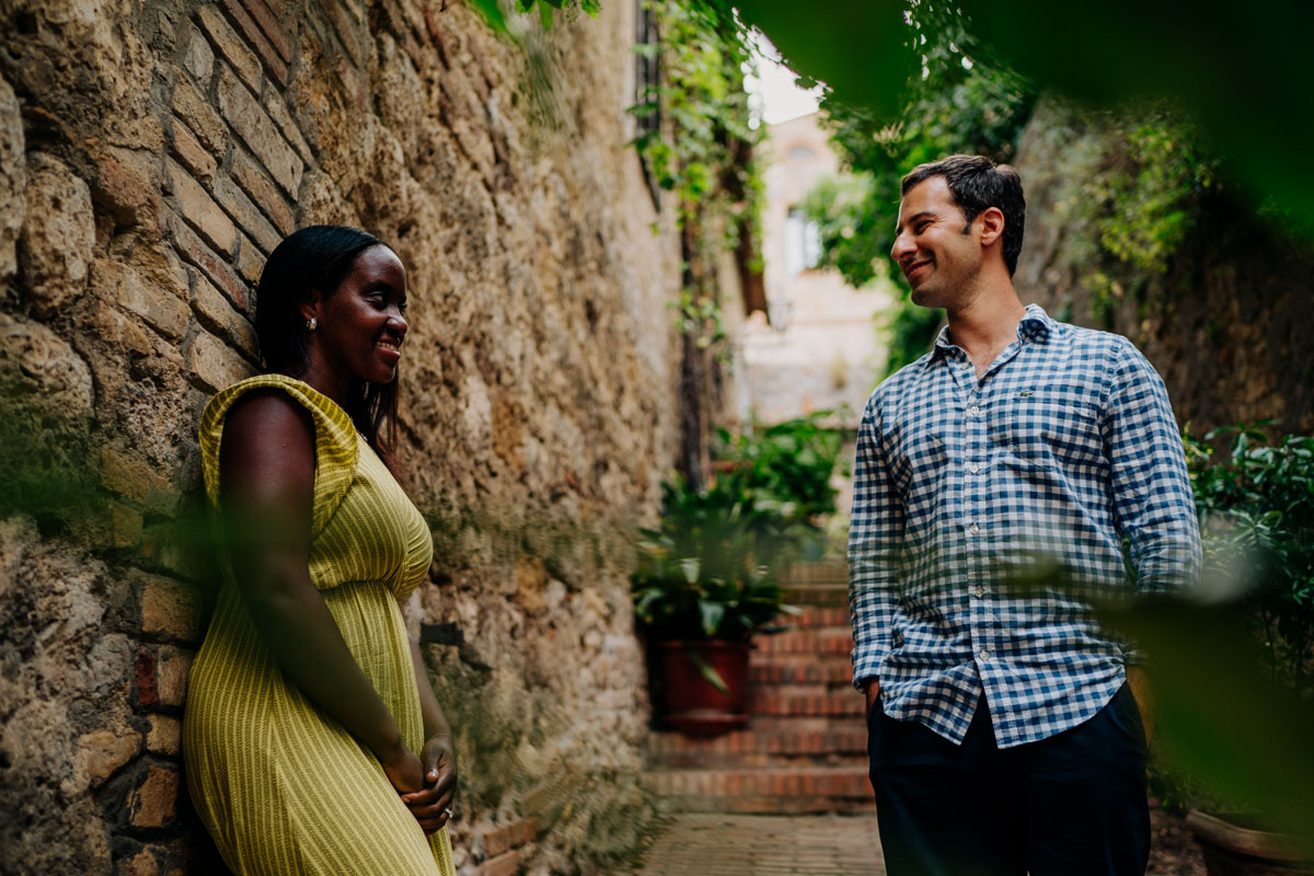 engagement photography san gimignano 12