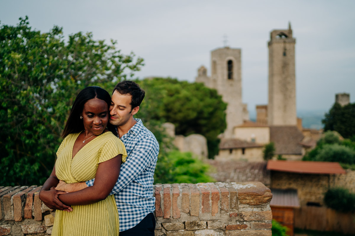 engagement photography san gimignano 14