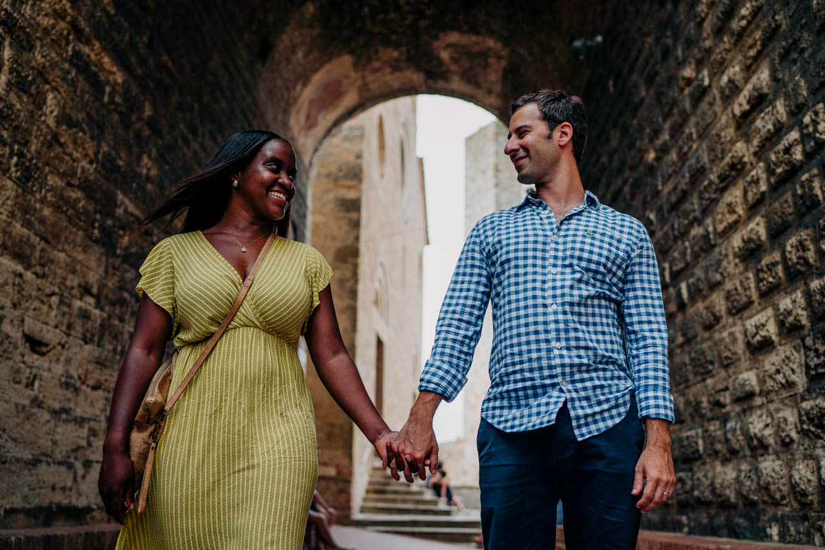 engagement photography san gimignano 5