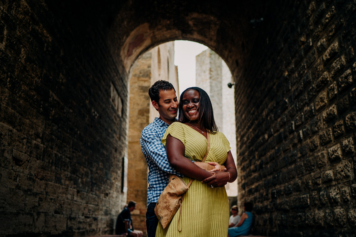 engagement photography san gimignano 6
