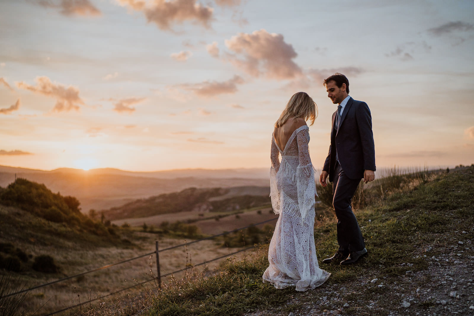wedding photographer in val dorcia tuscany 11
