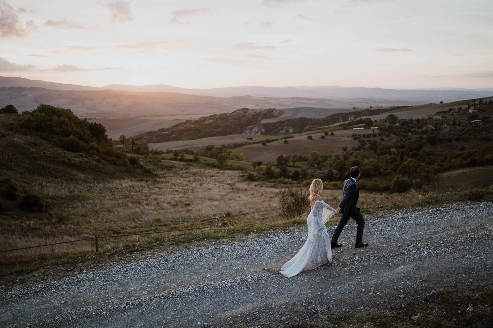 wedding photographer in val dorcia tuscany 14