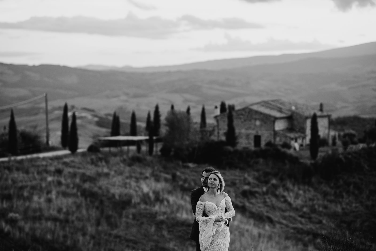 wedding photographer in val dorcia tuscany 17